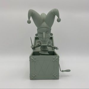 DISNEY LE Jack-in-the-box Animation Maquette